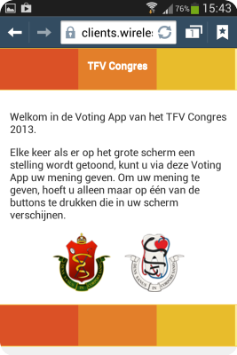 TFV Android App